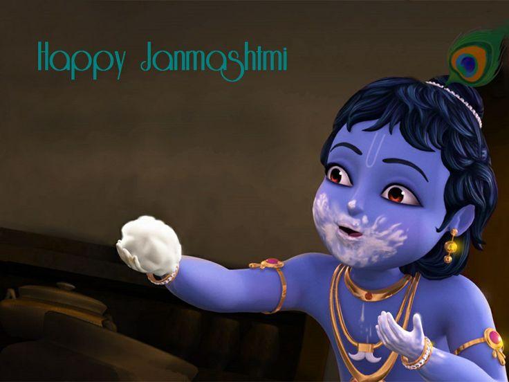 Hd Wallpapers Krishna Janmashtami Beautiful Colllections