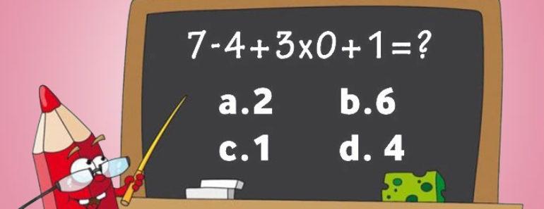 Brainteasers Math Puzzle Image