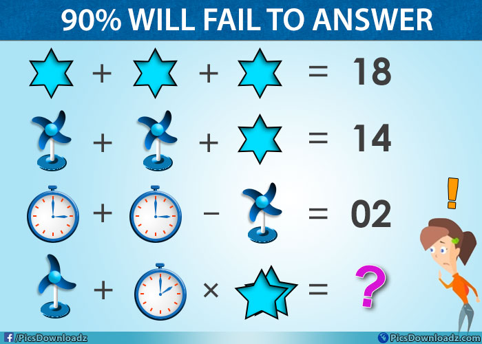 Viral Facebook Math Puzzle With